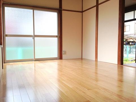 宇和島のペット可一戸建て賃貸住宅の4戸中3戸の入居が決まり残りは一戸です