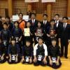 第47回愛媛県スポーツ少年剣道大会で長女が所属する南宇和Aチームが優勝