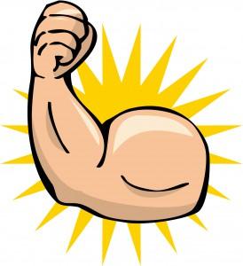 自宅で安全に筋肉を大きくするトレーニング方法