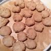 お腹が空いたときにおすすめの食物繊維タップリのオートミールクッキーの作り方