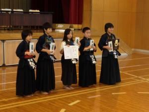第47回深浦少年剣道大会