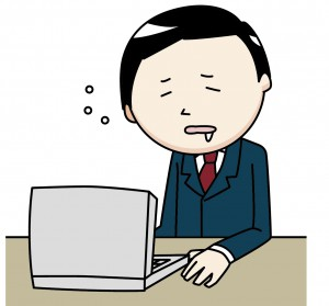 仕事のパフォーマンスを維持する起床から6時間後に目を閉じる