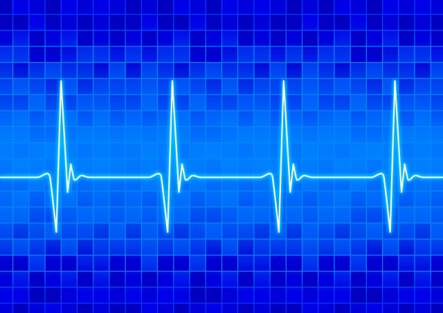 安静時の1分間の心拍数が85以上になっている人は要注意です