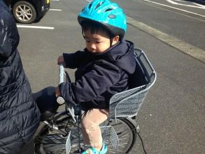 運動不足の解消と子どもが喜ぶ自転車用チャイルドシート
