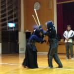 深浦スポーツ少年団親子剣道大会