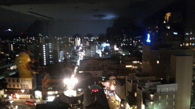 茶玻瑠夜景