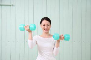 老化を防止して若返るためには筋肉を増やすウエイトトレーニングがおすすめ!