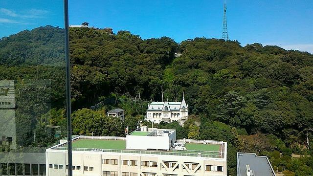 松山全日空ホテル最上階のプロヴァンス ダイニングへランチブッフェに行ってきました