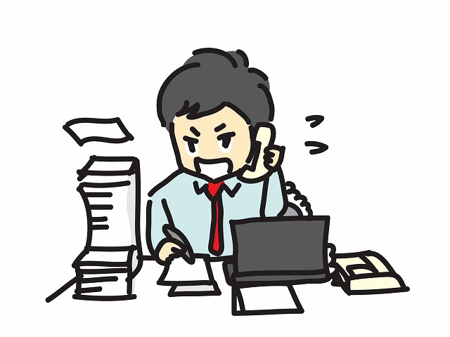 忙しい人は忙しいと感じない!普段から忙しいテンポで生きている人は「忙しい」と言わない!