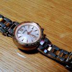 女性におすすめの腕時計セイコールキアSSQV014